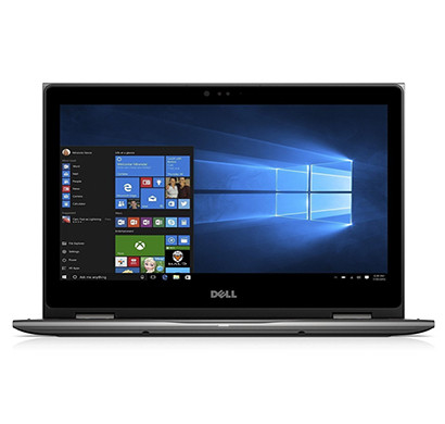 dell inspiron 5379 convertible laptop ( 8th gen intel corei5/ 8gb ram/ 1tb hdd/ 13.3 inch full hd touch screen/ windows10/ ms office),grey
