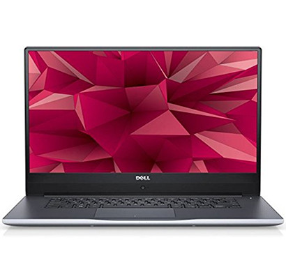 dell inspiron 7560 metallic laptop (7th gen intel corei7/ 8 gb ram/1tb+128gb hdd/15.6 full hd screen/ nvidia/ 4gb graphics/ windows 10/ ms office),gold/ silver