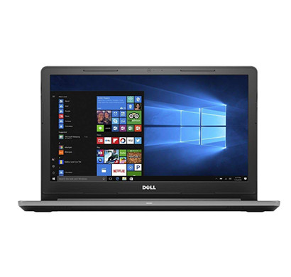 dell vostro 3568 15.6-inch laptop (7th gen/core i3-7200/4gb/1tb/windows 10/ms office/2gb graphics),adp black with bag