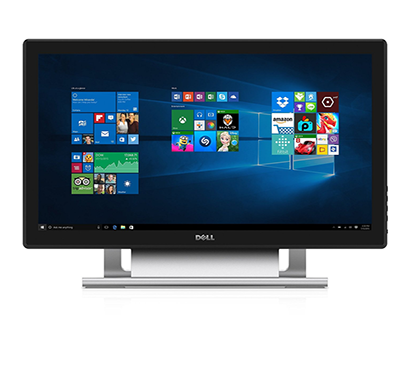 dell computer s2240t touch panel h6v56 21.5-inch screen led-lit monitor black