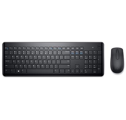 Dell KM117 Wireless Keyboard Mouse (Black)
