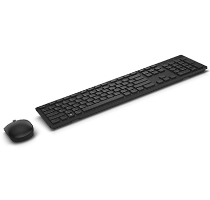Dell KM636 Wireless Keyboard and Mouse (Black)