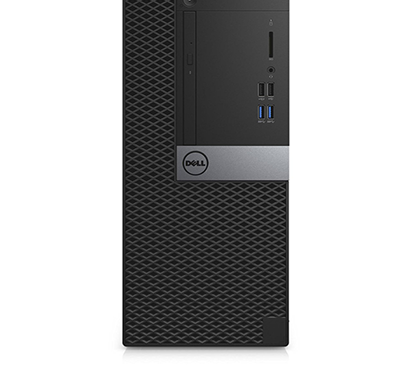 dell optiplex - 7040 mt desktop (intel core i5-6500, 4gb, 500gb, dvdrw, win 10, 19.5, 3 years warranty)
