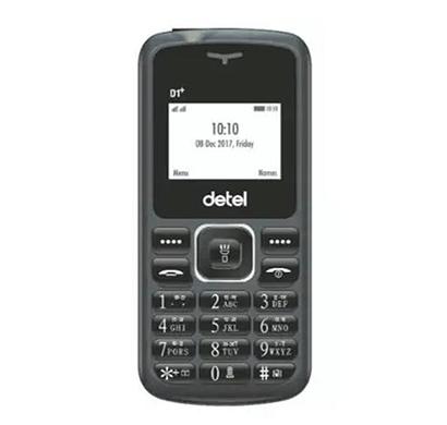 detel d1 plus (black)