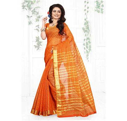 dhyana kota doriya chex with blouse casual sarees