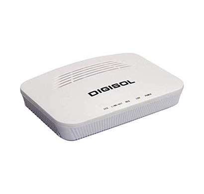 digisol dg-gr4010 onu router with pon and giga port (white)