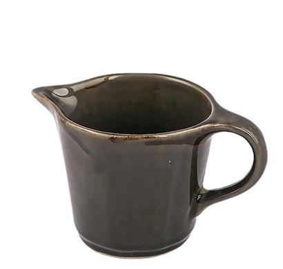 dileep dppl-10 ceramic jug charcoal