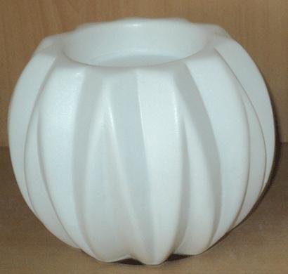 dileep 4355dcd ceramic t-light holder white
