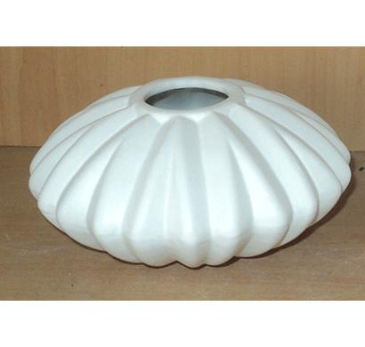 dileep 4357dcd ceramic vase white