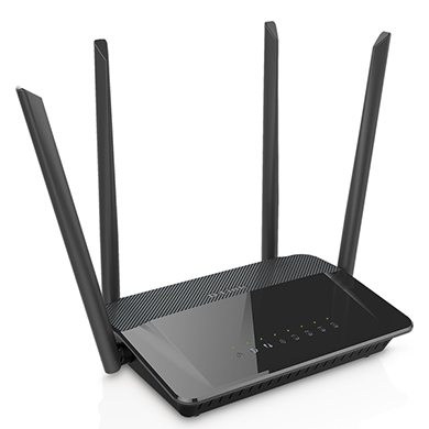 d-link dir-842 wireless ac1200 dual band gigabit router black
