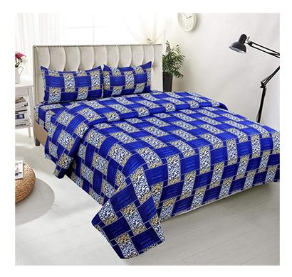dream aura (b07yxrszvd) victorian summer dream, 100% polyester double bedsheet with 2 pillow covers, da073 (multi)