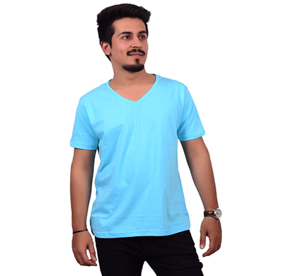 ditto v neck plain t-shirt 710v08