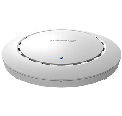 edimax cap300 (2 x 2) n ceiling-mount poe access point white
