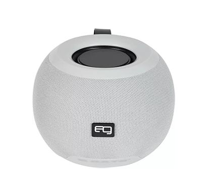 egate 411 surround bluetooth speaker with bass radiator & mic (grey)