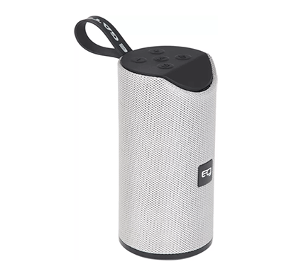 egate 426 portable deep bass bluetooth speaker/12w (grey)