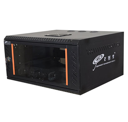 ems 4u x 550w x 500d wall mount rack