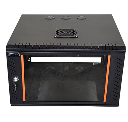 ems 6u x 550w x 500d wall mount rack