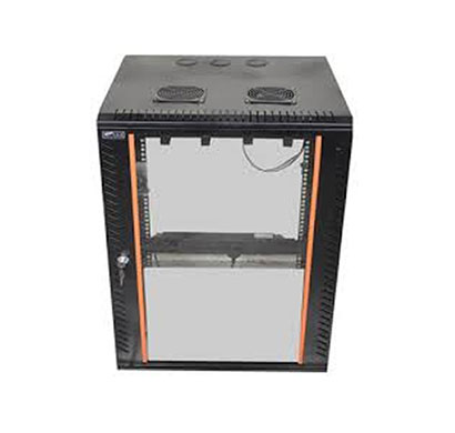 ems 15u x 550w x 400d wall mount rack