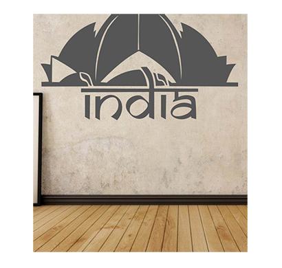 enormous kart on wall india sticker - medium