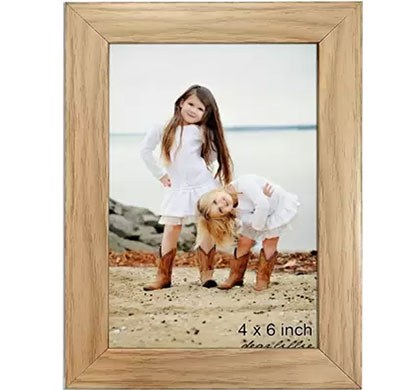 enormous kart decora polymer photo frame 4 x 6 inch (1 photos)