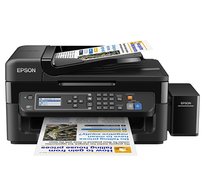 epson l565- ( c11ce53503), wi-fi all-in-one ink tank printer