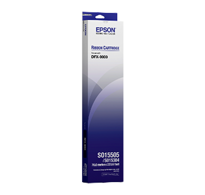 epson - c13s015505 ribbon cartridge
