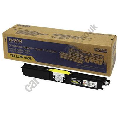 epson - c13s050558, sc toner cartridge (yellow)