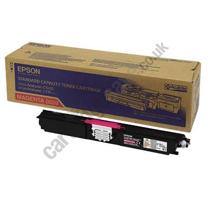 epson - c13s050559, sc toner cartridge (magenta)