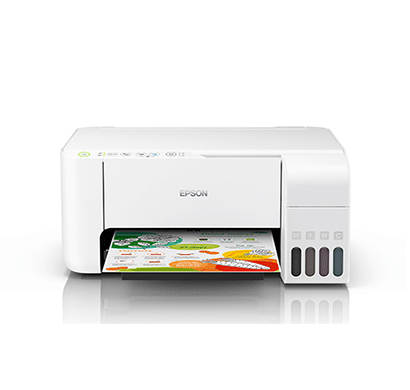 epson ecotank l3156 wi-fi multifunction inktank printer ( white)