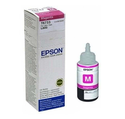 epson t6733 magenta 70ml ink bottle