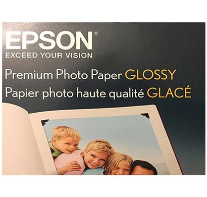 epson premium glossy, 4x6 photo paper - 4r