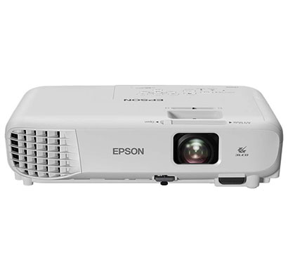 epson (eb-x05) xga 3lcd projector (white)