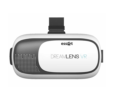 essot - virtual reality glasses headset, with head-strap for 3.5-6inch screen, 6 month warranty