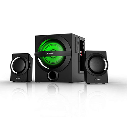 f&d a140x 2.1 channel multimedia bluetooth speakers (black)