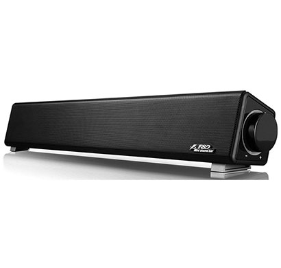 f&d e200 soundbar speaker system (black)