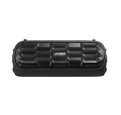 f&d r3 12.4 w bluetooth speaker (black, stereo channel)