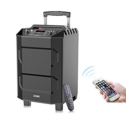 f&d t5 trolley wireless portable bluetooth speaker