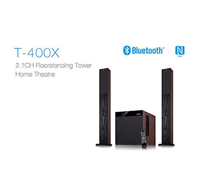 f&d t-400x tower speaker (with bluetooth)