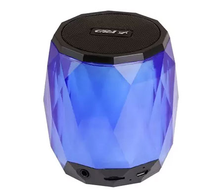 f&d w8 high fidelity wireless portable bluetooth speaker (blue)