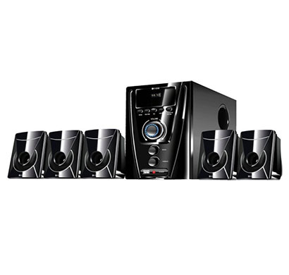 flow flash (5.1) bluetooth home theater system