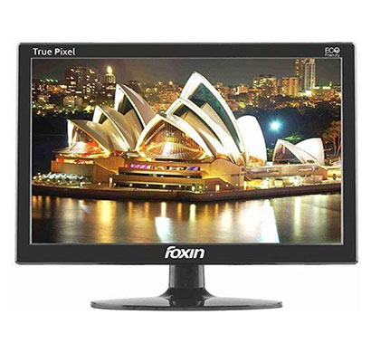 foxin 15.4 inch full hd led backlit computer monitor with vga