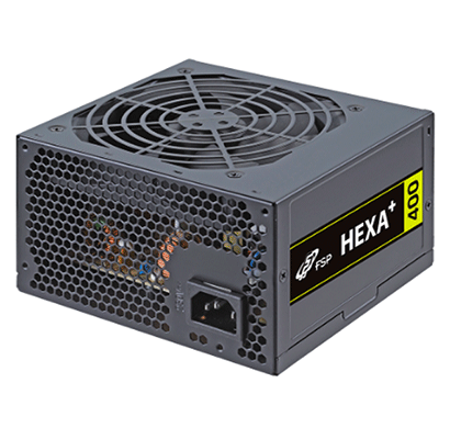 fsp ppa4005004 smps-hexa (plus) 450 pc power supply(black)