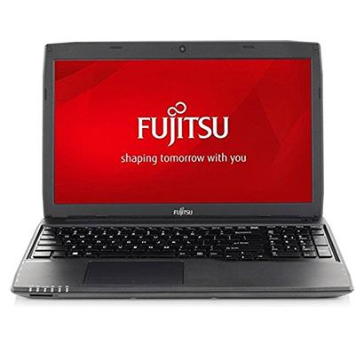 fujitsu a555 intel core i3-5thgen/ 4gb ram/ 1tb hdd/ dvd/ 15.6 inch screen/ dos/ 1year warranty/ black