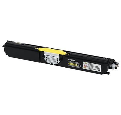genuine epson -c13s050554, high capacity toner cartridge (yellow)