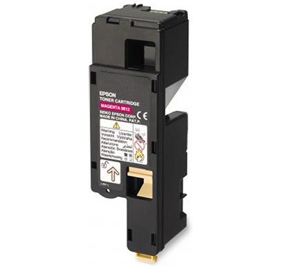 genuine epson -c13s050612, toner cartridge (magenta)