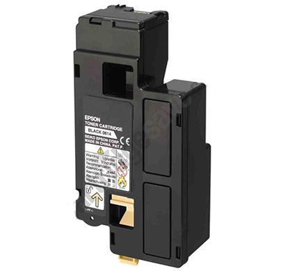 genuine epson- c13s050614, high capacity toner cartridge (black)
