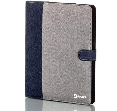 goodis urban mood universal tablet cover blue