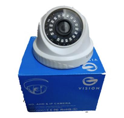gvision (gv2dhd) 2 mp dome camera (white)