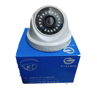 gvision (gv3ipd) 3 mp ip dome camera (white)
