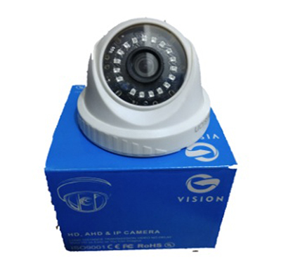 gvision (gv4ipd) 4 mp ip dome camera (white)